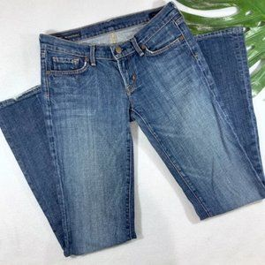 Citizens of Humanity Kelly #001 Low Waist Jeans